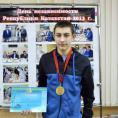 Александр Малец победил в своей категории