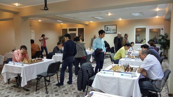 Общий план Чемпионата Казахстана по шахматам