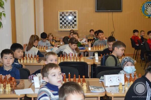 Открытие Детского Чемпионата Костанайской области