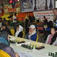 Айсезым Мухит настраивается на партию