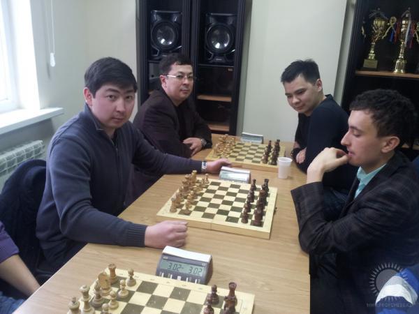Лидерские столы турнира памяти Черепановой О.А.