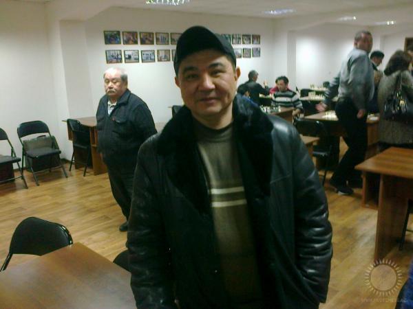 Бахытжан Балгужинов