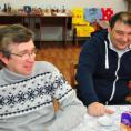 Гроссмейстеры Бурмакин и Александров