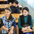 Красавицы-чемпионки Гулисхан и Мадина