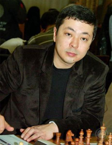 шахматист Нурлан Ибраев