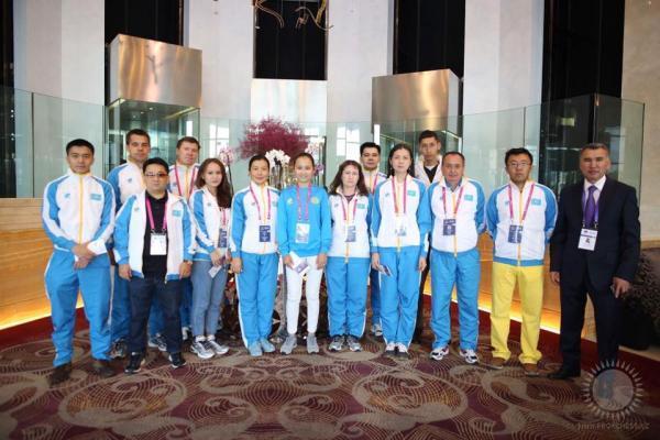 Сборные РК перед стартом Олимпиады в Баку