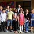 Участники Детского кубка Казахстана