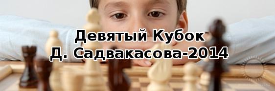 Девятый Кубок Д. Садвакасова-2014