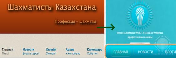 Перезапуск сайта или profchess версия 2.0.