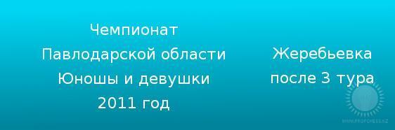 Детский чемпионат Павлодарской области