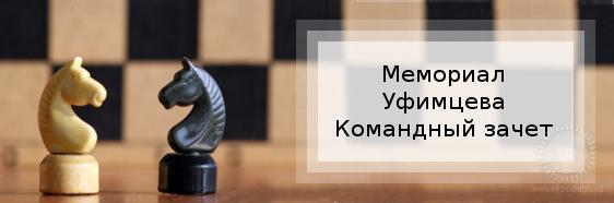 Командный зачет Мемориала Уфимцева