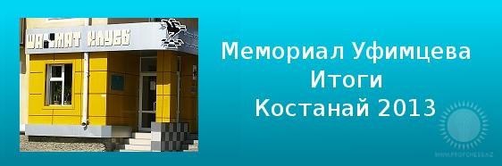 Итоги Мемориала Уфимцева