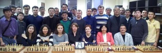 Блиц-турнир, посвященный памяти Ольги Африкановны Черепановой.