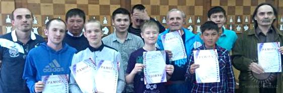 Гран-при Кубка Павлодарской области 2015 года по рапиду