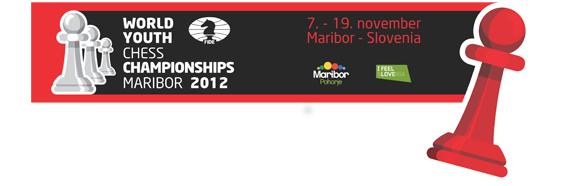 Чемпионат Мира среди юношей и девушек 2012 г. в Словении