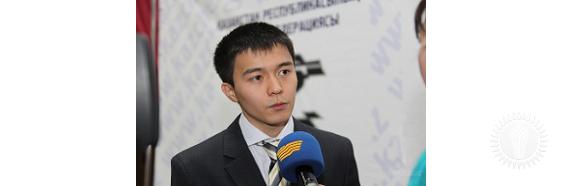 Интервью с Ринатом Джумабаевым