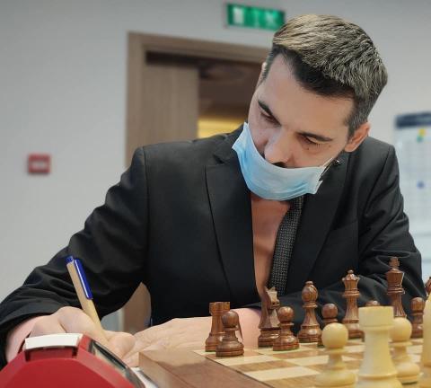 Петр Костенко перед туром
