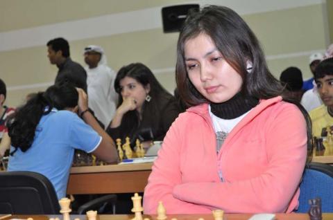 Мадина Давлетбаева