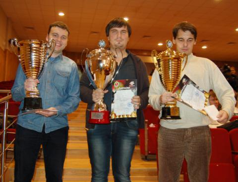 Победители турнира на призы Карпова